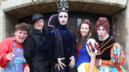 Snow White and the Seven Dwarfs comes to The Maltings, Ely this winter