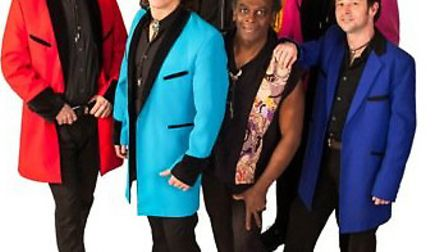 Showaddywaddy come to The Brook, Soham, this weekend