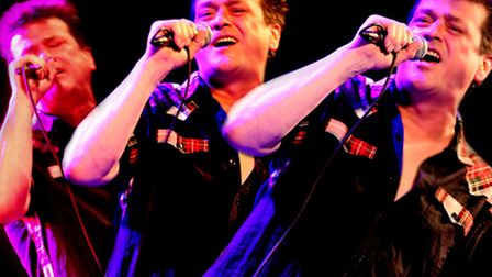 Bay City Rollers Story comes to the Kings Lynn Corn Exchange next weekend