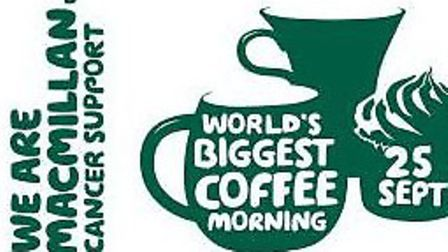 The Lion Hotel in Ely is to hold a coffee morning in support of Macmillan Cancer Support next week