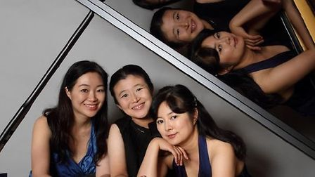 The Fujita sisters will be performing at King's Ely's Recital Hall on Friday (18) for the first conc