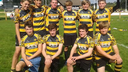 Ely Tigers under-15s
