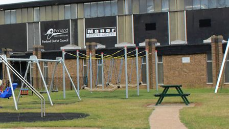 The Manor Centre will provide council services while building repairs take place.
