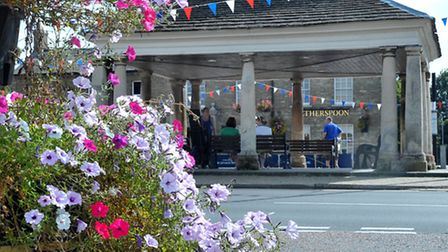 Whittlesey Market Place.