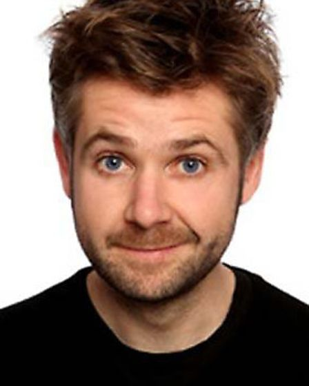 Rob Rouse comes to Kings Lynn Comedy Live this month