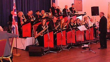 The Alan Norris Big Band comes to Three Holes Village Hall next weekend