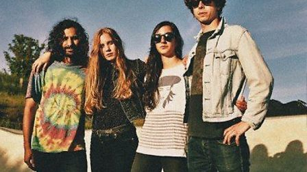 Kid Wave to play The Portland Arms, Cambridge, on Monday
