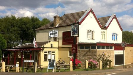 The Railway Inn at Whittlesey