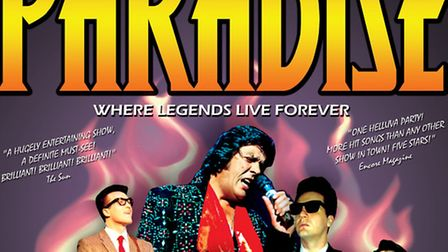 Rock n Roll Paradise comes to the Kings Lynn Corn Exchange next month