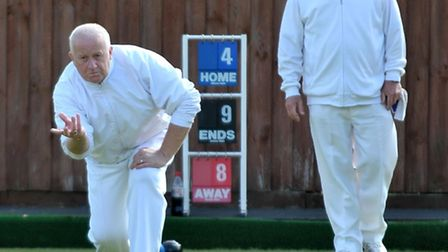 March Bowls Finals Day at March Conservative Club. Picture: Steve Williams.