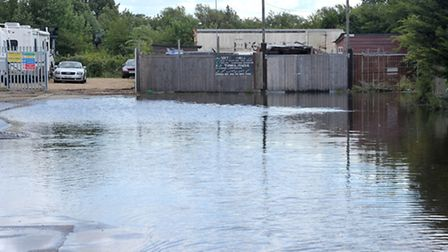 March Floods aftermath (August 8 2014). Picture: Steve Williams.