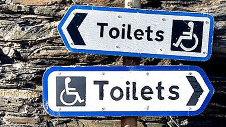 East Cambs District Council is looking to charge for public loos