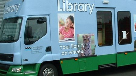 Removal of the mobile library service