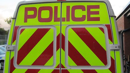 Serious collision on the A10