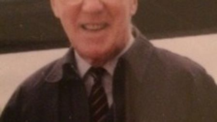 Gordon Wilson has been missing from his home.