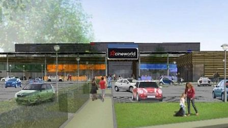 How the new cinema site could look