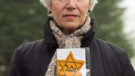 Eva Clarke who was born in a Nazi concentration camp is coming to Ely Cathedral