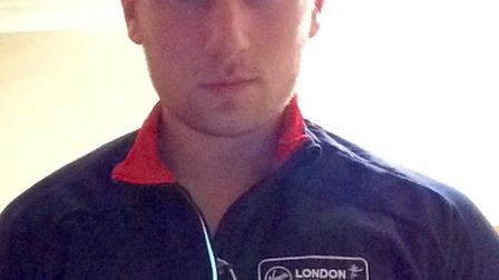 Alex Ashley will take part in the Chicago Marathon this weekend to raise money for Magpas