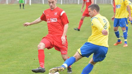 Ely City FC v Newmarket Town,
