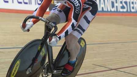 Jody Cundy at the British National Championships. Picture: PAUL SANWELL/ OP PHOTOGRAPHIC