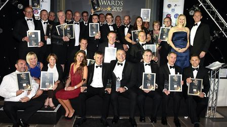 East Cambridgeshire Business Awards 2015All winners and finalists