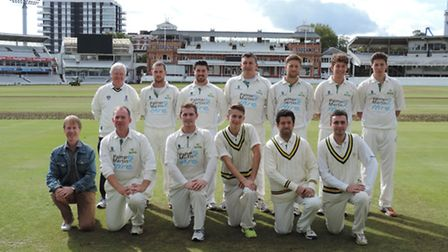 High Roding Cricket Club at Lord's