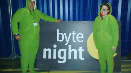 Byte Night 2015 returns to Cambridge Airport this weekend to raise money for Action for Children