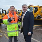 Cambridgeshire County Council have saved over £200,000 by leasing new gritters and reducing costs