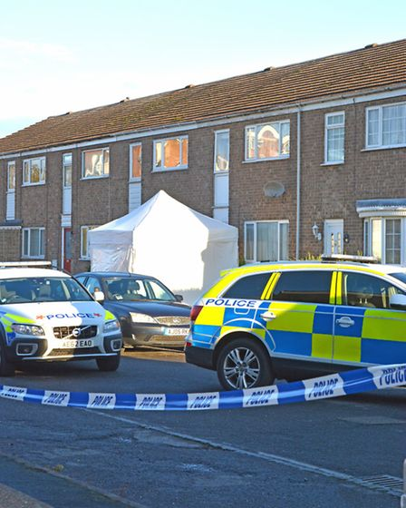 Shooting, Duck Lane, St Neots,