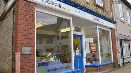 Boswell Bakers, Littleport, closing down on christmas eve.