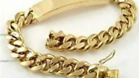 Sentimental items stolen in a burglary last month in March