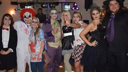 Chatteris Conservative Club Halloween event