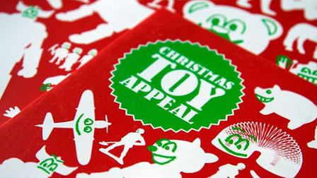 Christmas toy appeal based in Wisbech