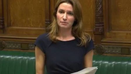 Lucy Frazer MP who was interviewed by BBC Sunday Politics for the East