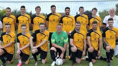 March Town came back from 2-0 down to beat Leiston Reserves 4-2 on Saturday.