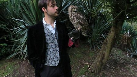 Rainbow Festivals will have their own spooky Owl handlers as part of their Wizards and Wytches fayre