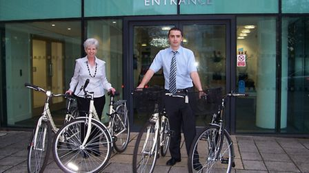 Travel 4 Cambridgeshire is offering grants to Wisbech businesses to fight congestion in the town.