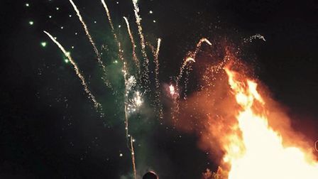 Haddenham's first ever bonfire and fireworks display is coming to Fairchild's Meadow