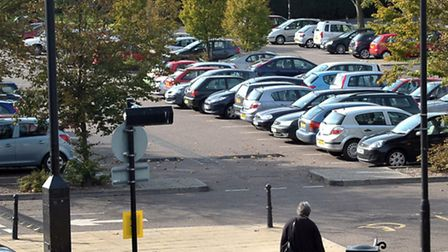 FDC may introduce car parking charges in Fenland for both on and off street parking. City Road car p
