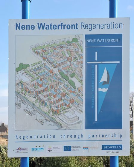 Nene Waterfront - candidate for FDC's own housing scheme?