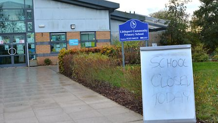 Water supplies were cut off in Littleport, Littleport Community Primary School was shut for the day,