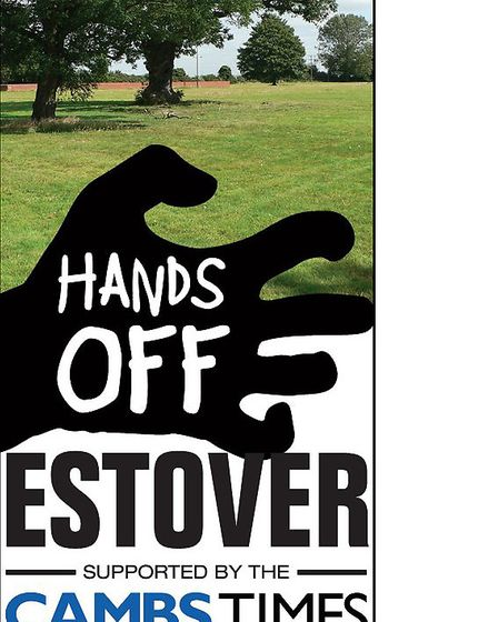 Support by the Cambs Times helped to secure Estover playing fields for the people of March