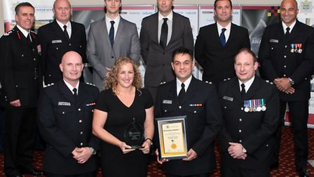 Cambs Fire & Rescue 2015 Awards