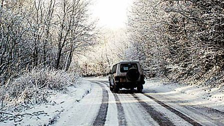 ELY winter driving