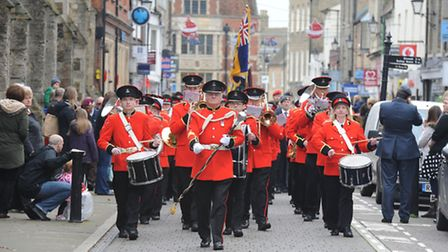 Ely Remembrance Sunday 2015