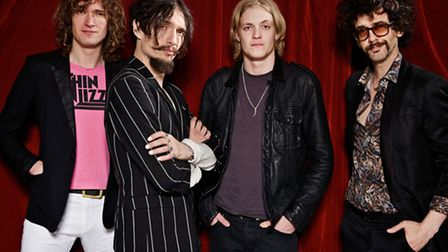 The Darkness to perform at the Cambridge Corn Exchange