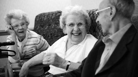 Old people may struggle to find a bed in a care home in Cambridgeshire when the National Minimum Wag