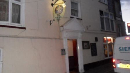 Man is arrested following a disturbance at The Angel, Wisbech