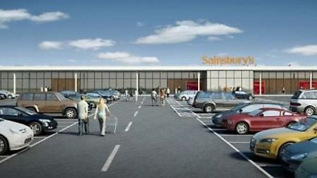 Sainsbury's locked in a 'will they or won't they' build at Whittlesey