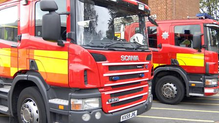 Two elderly men have died in separate house fires in Cambridgeshire